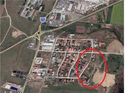 Teren Dumbravita Zona Belvedere