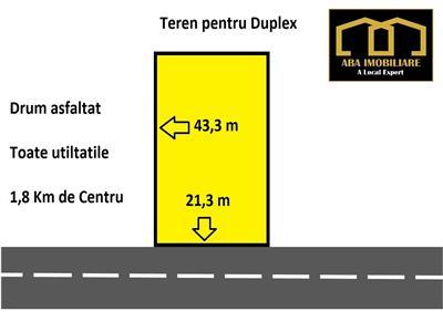 Teren Duplex Dumbravita