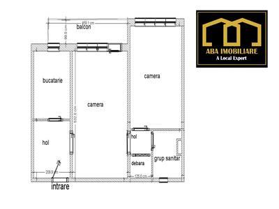Apartament Central 2 Camere